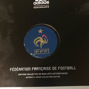 France Adidas Originals Performance World Cup